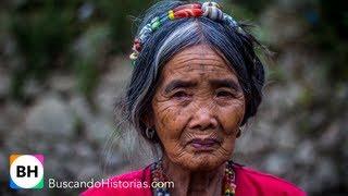 Whang Od: la tatuadora kalinga