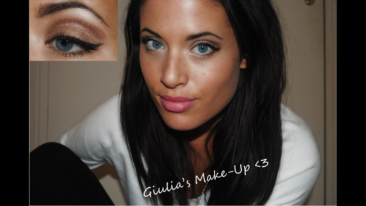 Maquillage pour tous les jours avec la naked 2 youtube - Maquillage pour brune ...
