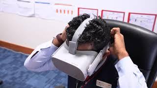 VR-based Training for Tram Drivers | تدريب سائقي الترام عبر تقنية الواقع الافتراضي