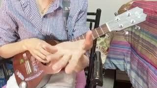 클래식우쿨렐레 반주법 배우기 -  존박 이상한사람 동백꽃OST
