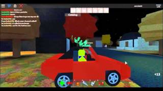Roblox never text and drive.