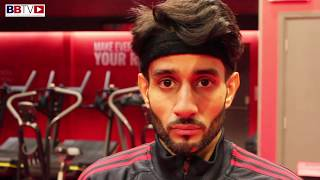PROSPECT WATCH: QAIS ASHFAQ - FORMER GB OLYMPIAN ON A JOURNEY TO THE  TOP - BBTV