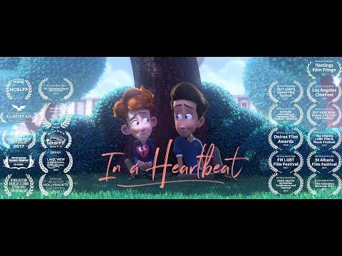 In a Heartbeat - Animated Short Film from youtube.com · Duration:  4 minutes 6 seconds
