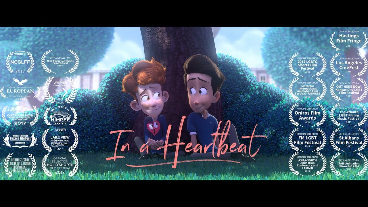 Image result for in a heartbeat short film