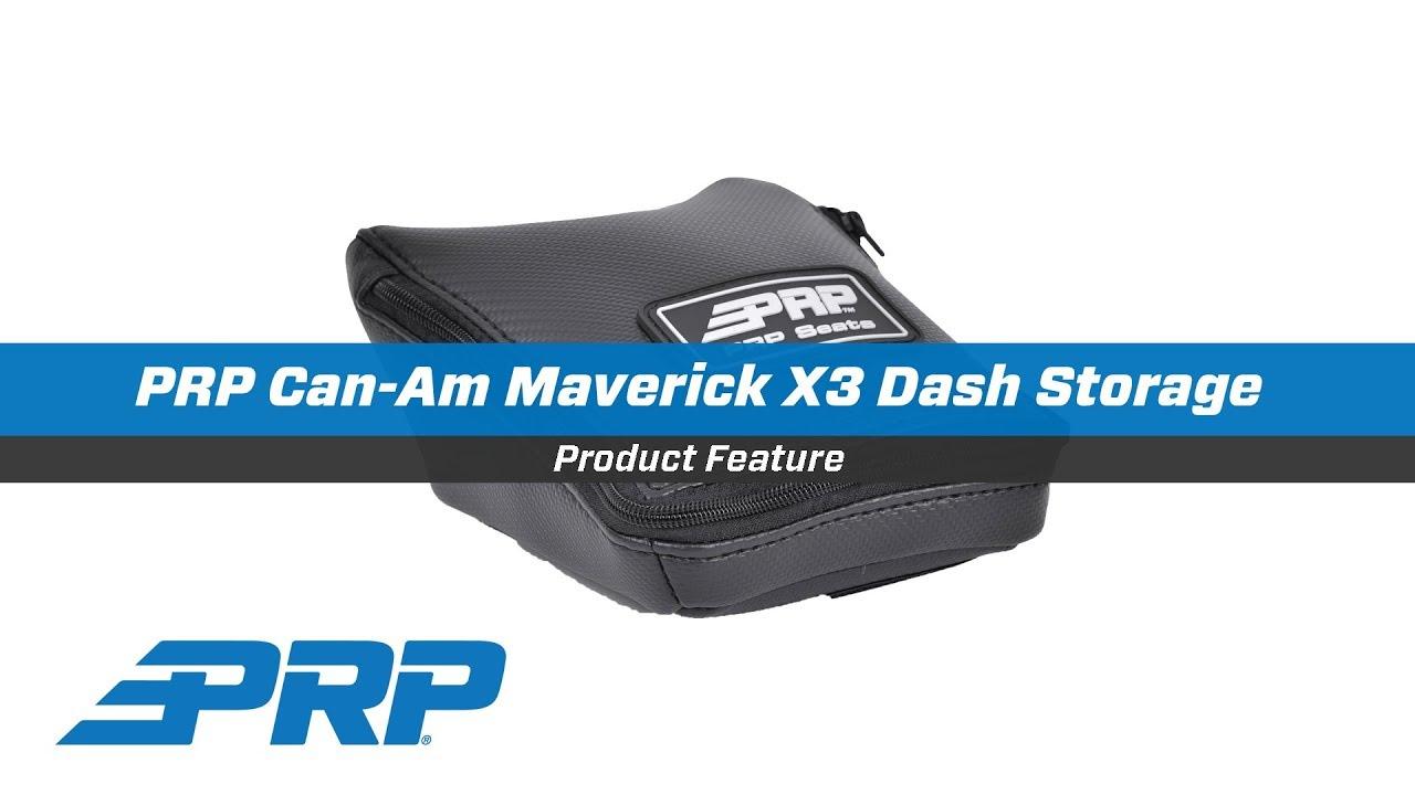 Can-Am X3 Dash Storage Bag
