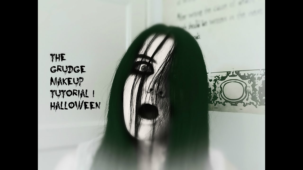 The Grudge Makeup Tutorial | Halloween - YouTube