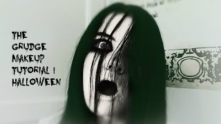 The Grudge Makeup Tutorial | Halloween