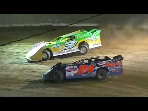 Crate Late Model Feature | Old Bradford Speedway | 8-28-16