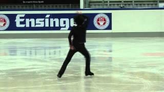 4 Shoma UNO (JPN) - ISU JGP Pokal d. Blauen Schwerter 2012 Junior Men Short Program