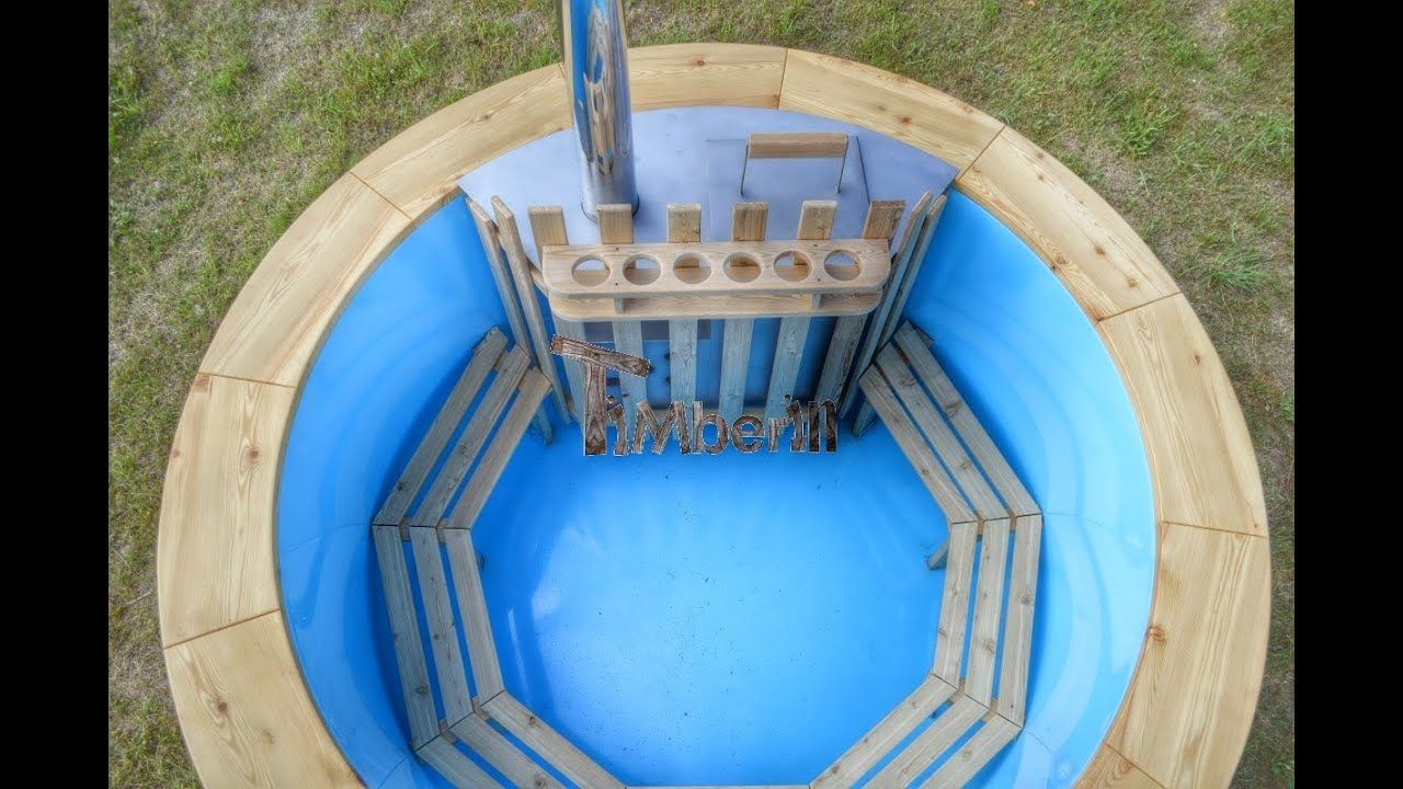 Wooden, Wood Fired Burning Hot Tubs for Sale - UK, Ireland, Scotland ...