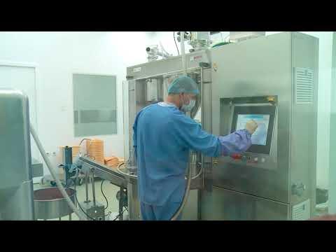 """Бийская компания """"Эвалар"""" запустила производственный комплекс по выпуску лекарственный препаратов"""