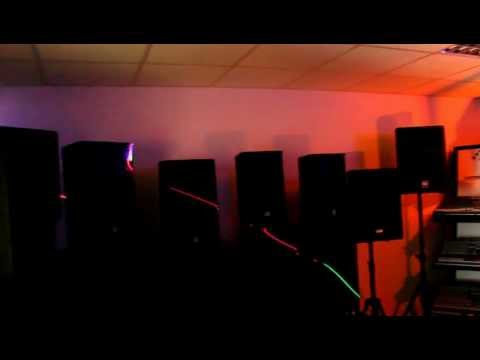 QTX Lighting Spectrum Laser - 7 Colour @ Music Gear Direct