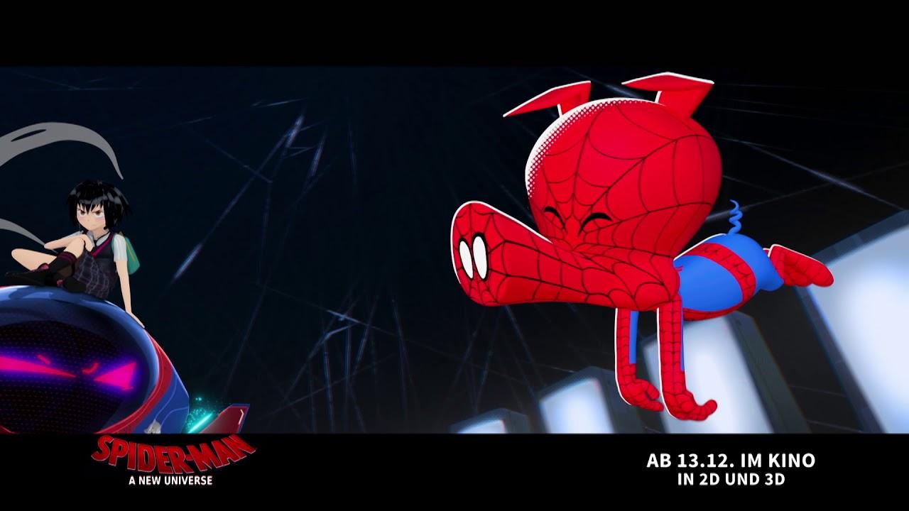 """SPIDER-MAN: A NEW UNIVERSE - Ham 30"""" - Jetzt im Kino!"""