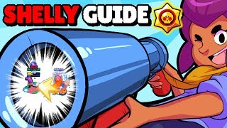 NEW BRAWL STARS BEGINNER SHELLY GUIDE!! Gamplay Commentary (Brawl Stars Tips u0026 Tricks)