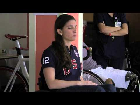 Disabled Athletes Inspire Patients | Jackson Health System