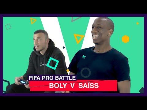 Wolves FIFA Pro Battle: Willy Boly v Romain Saïss