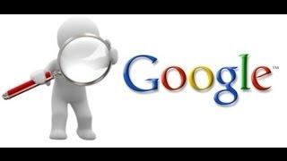 Как пользоватся google поиском (гуглить), секреты поска в гугле - урок 12