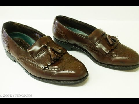 Cleaning and Selling Mens Shoes On eBay - Leather Dress Shoes Edition