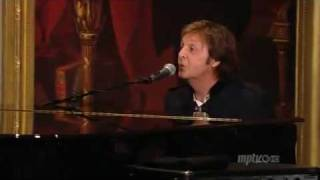 Paul McCartney - Hey Jude (Live at the White House 2010)