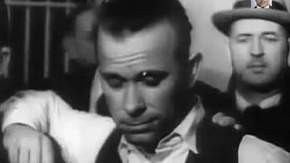 John Dillinger, very rare film footage