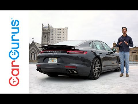 2017 Porsche Panamera | CarGurus Test Drive Review