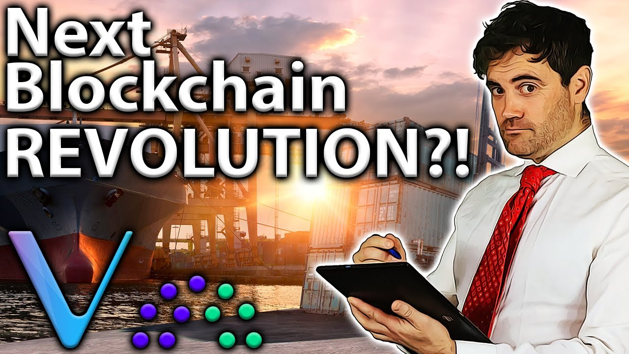 Supply Chain Blockchains: Set To EXPLODE in 2021??