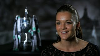 2015 WTA Finals Champion Agnieszka Radwanska On 2016 Road To SIngapore