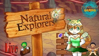 Game Dev Livestream   Doing the stuff that makes things happen   Natural Explorers   RPG Maker MV
