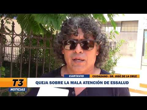 MALA ATENCION DE ESSALUD