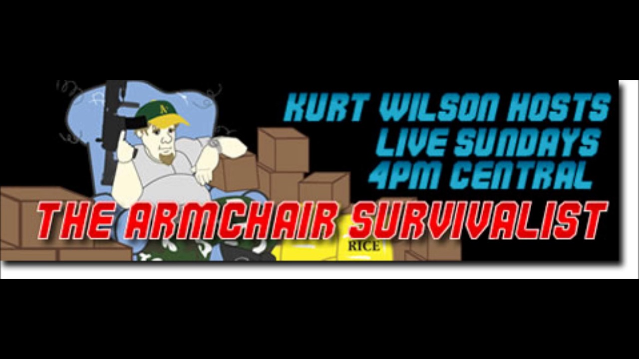 The Armchair Survivalist Radio Show 12 25 2016