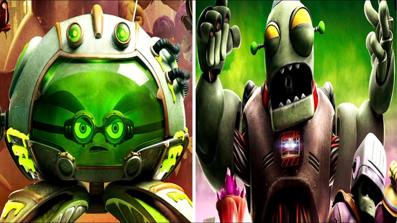 Citron from plants vs zombies garden warfare 2 plants vs zombies - Plants Vs Zombies Garden Warfare 2 Toxic Citron Zombopolis Youtube