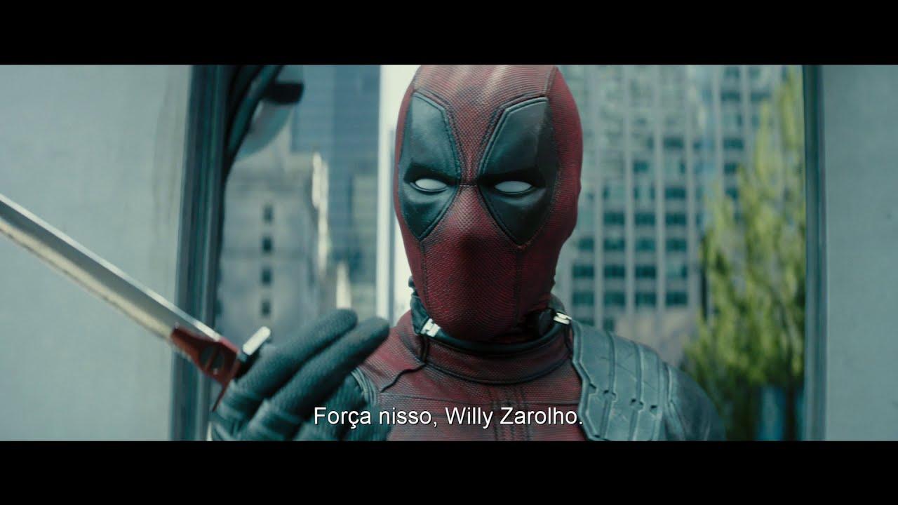 Deadpool 2 | Trailer #3 Legendado PT (HD)