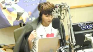 131205 Fans Letter for Ryeowook Super Junior Ryeowook KTR