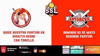 2P. Projecte Softball  - CBS Antorcha