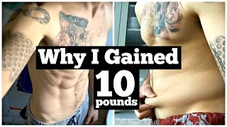 Gambar cover Gaining Weight and Loving Yourself💪Eating Disorder Recovery Update
