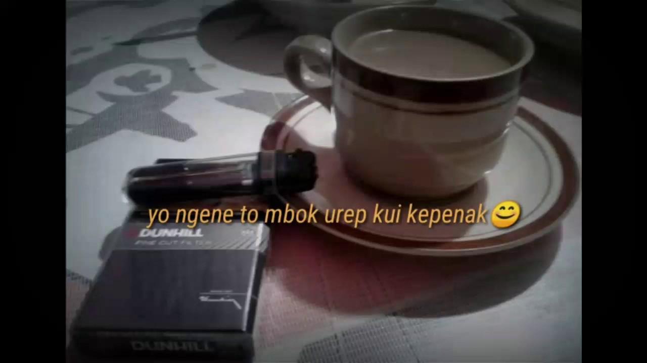 penikmat kopi kata kata bahasa jawa keren terbaru cocok buat