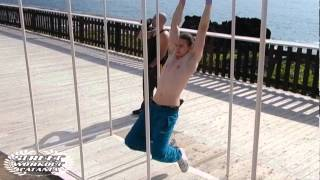 SWC / STREET WORKOUT CATANIA - Pull ups and Roll overs
