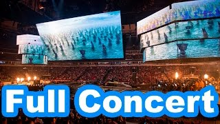 Game of Thrones Live Concert Experience Full Show by Ramin Djawadi