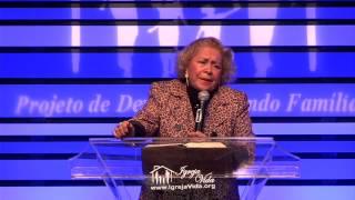 Pastora e Dra. Tânia Tereza Carvalho (HD) - Princípios Espirituais   Completo