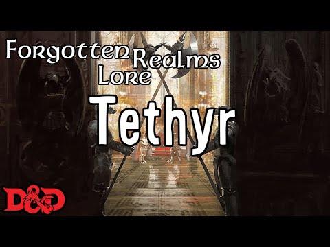 Forgotten Realms Lore - Tethyr - YouTube