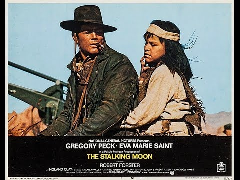 ROBERT FORSTER conversation about THE STALKING MOON A Forgotten Western.  A WORD ON WESTERNS