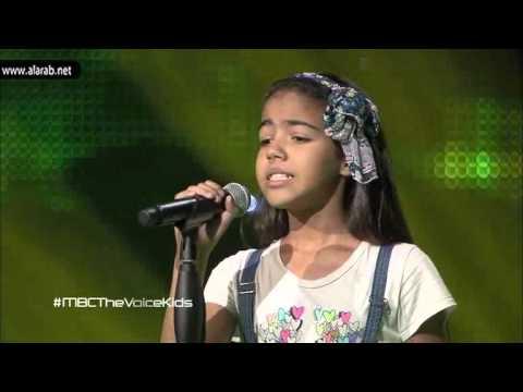 نور قمر برضاك the voice kids