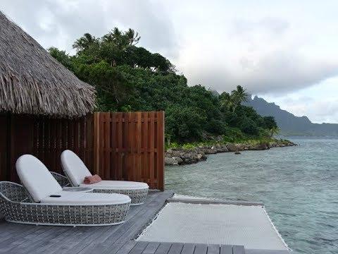Conrad Bora Bora Nui Resort, French Polynesia - Overwater Villa