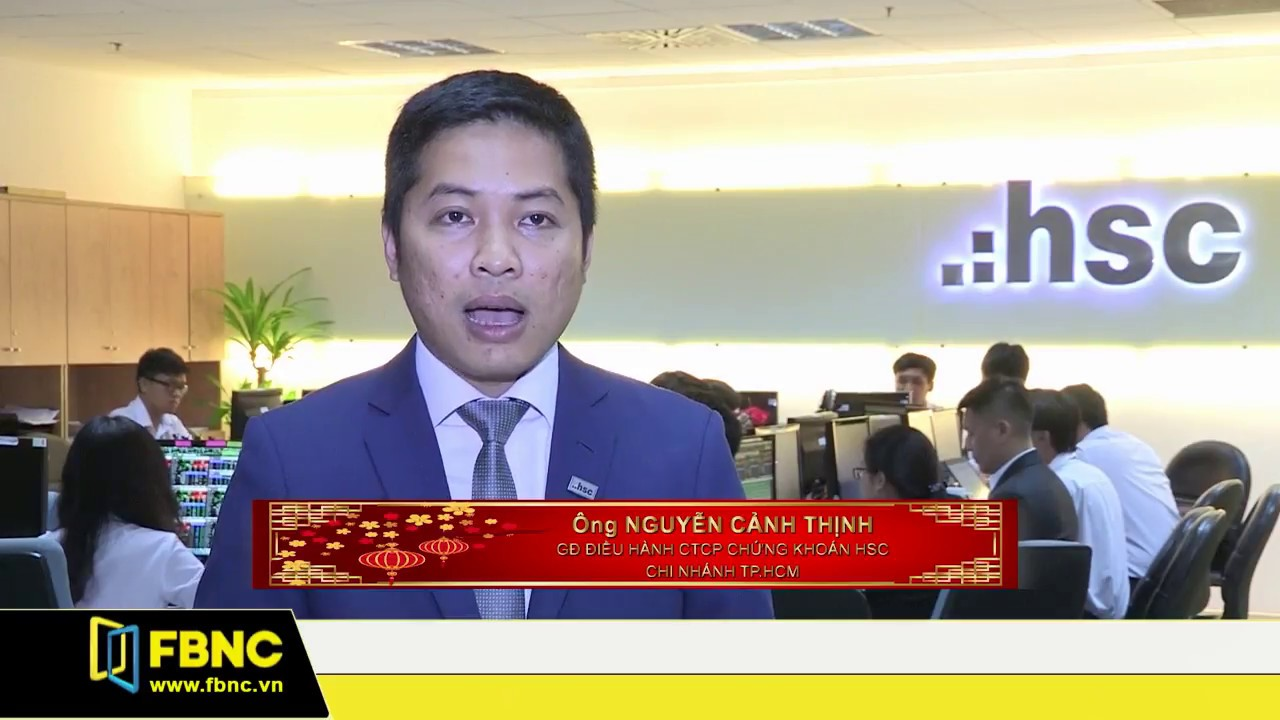 Ông Nguyễn Cảnh Thịnh – GĐ điều hành CTCP chứng khoán HSC chi nhánh TP.HCM