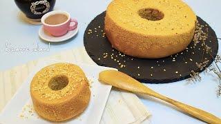 Homemade Royal Milk Tea Chiffon Cake | d for delicious