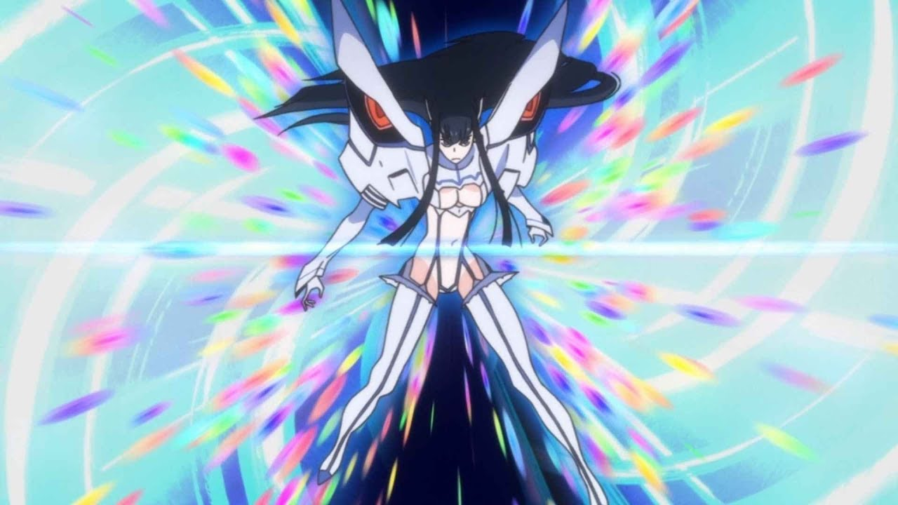 Download Magical Transformation 変身 Sakuga MAD