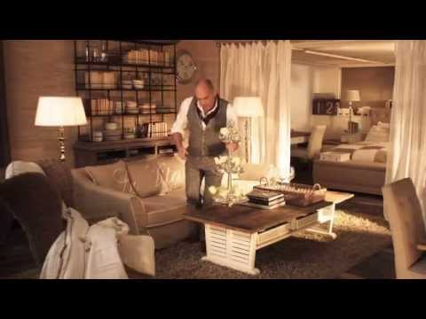 Rivièra Maison styling movie \'Lente Metamorfose\' - YouTube