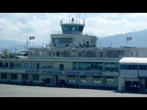 L'aéroport international d'Haïti est maintenant ouvert aux voyages.