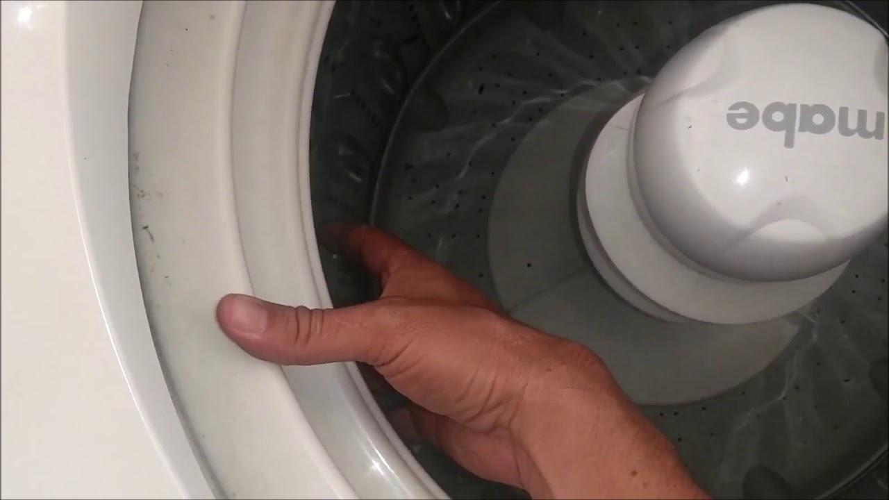 lavadora mabe pasa agua y hace un ruido fuerte/ES MEJOR REPARARLA O CAMBIARLA?