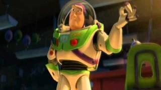 Buzz goes into Dubstep Mode (Funny Toy Story 3 remix)
